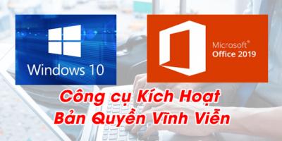 Hứng dấn sử dụng Activate AIO Tools v3.0 kích hoạt bản quyền win và Office