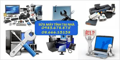 Dịch vụ sửa máy tính tại nhà Hoàng Hoa Thám – tiết kiệm cho bạn