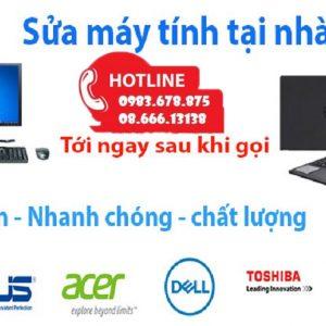Nhanh như dịch vụ sửa máy tính tại nhà Mỗ Lao