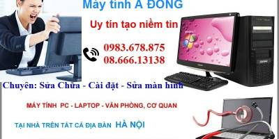 Sửa máy tính tại nhà Phạm Văn Đồng – lựa chọn số 1 cho bạn
