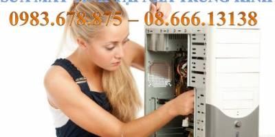 Dịch vụ sửa máy tính tại nhà Trung Kính chất lượng cao