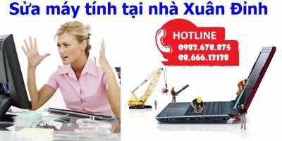 Giới thiệu về dịch vụ sửa máy tính tại nhà Xuân Đỉnh