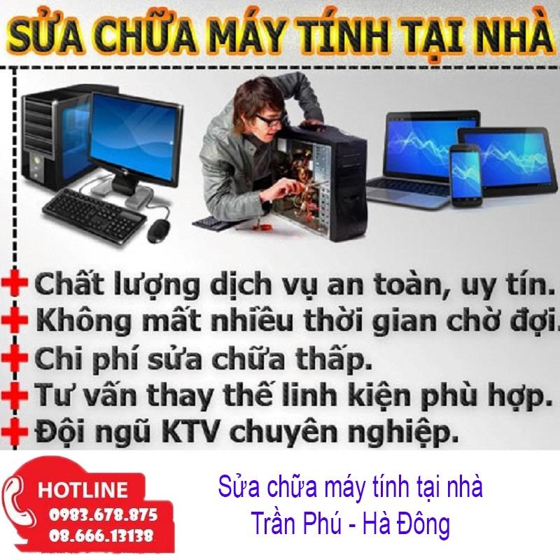 Địa chỉ sửa máy tính tại nhà Trần Hữu Dực chất lượng nhất