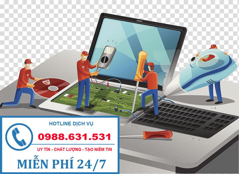 """Sửa máy tính tại nhà Láng Hạ """"Không Ngại Xa – Ngại Khó"""""""