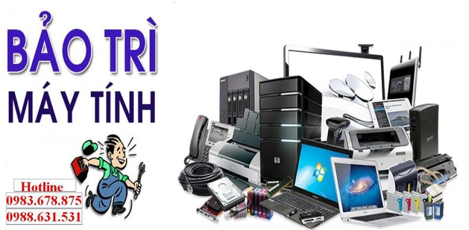 sửa máy tính tại nhà Đình Thông