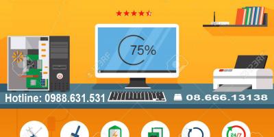 Sửa máy tính tại nhà Văn Phú gọi 0988.631.531 có mặt sau 30p