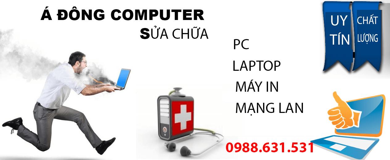 Sửa máy tính tại nhà Thanh Xuân Trung Uy tín