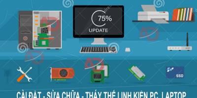 Sửa máy tính tại nhà Thanh Xuân Trung gọi 0988.631.531