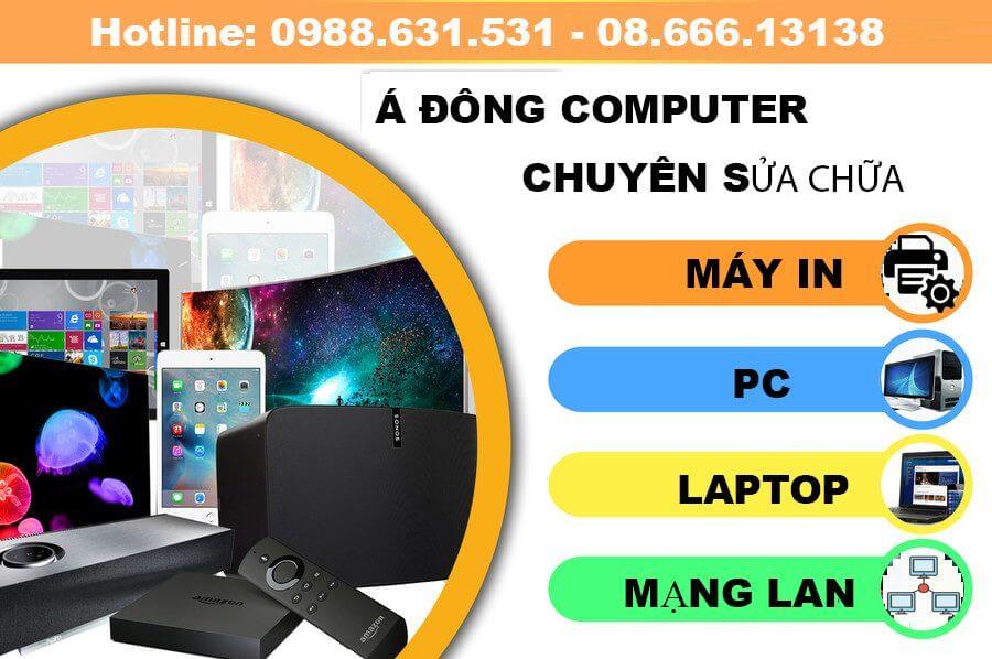 Trung tâm sửa máy tính tại nhà Thanh Xuân Trung giá rẻ