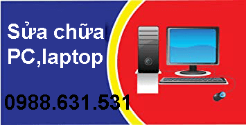 dịch vụ sửa máy tính tại nhà Kiên Hưng của Á Đông