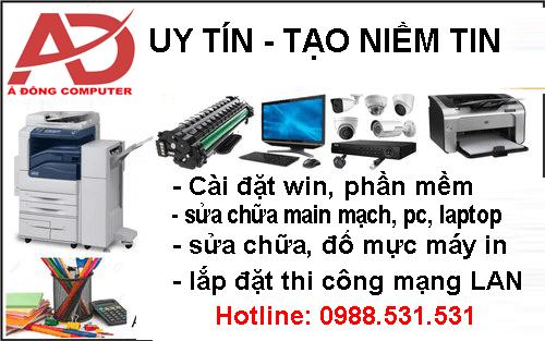 Dịch vụ sửa máy tính tại nhà nguyễn Hoàng tốt nhất