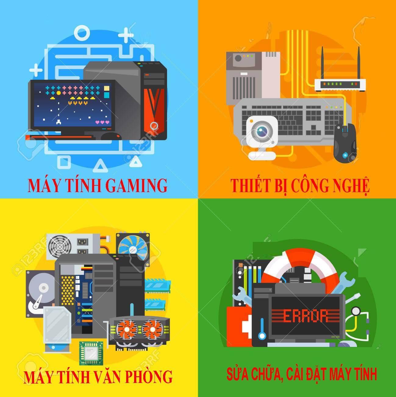 Dịch vụ sửa chữa máy tính tại nhà Nguyễn Khang tốt nhất