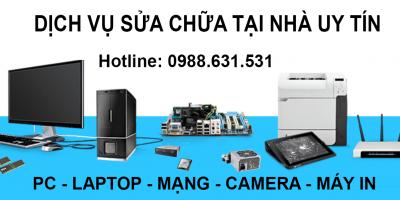Sửa máy tính tại nhà Ngô Thị Nhậm nhanh LH: 0988.631.531