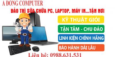 Sửa máy tính tại nhà Tân Mỹ  uy tín LH: 0988.631.531