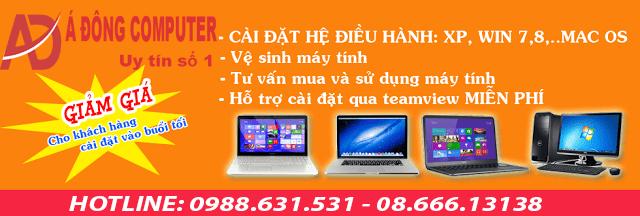 Cty cung cấp dịch vụ sửa máy tính tại nhà Vĩnh Phúc tốt nhất
