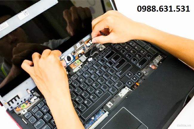 Quy trình sửa laptop tại nhà Hà Đông
