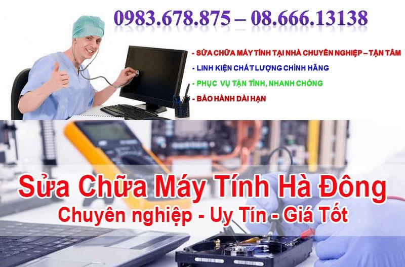 Dịch vụ sửa máy tính tại nhà Nguyễn Khuyến có