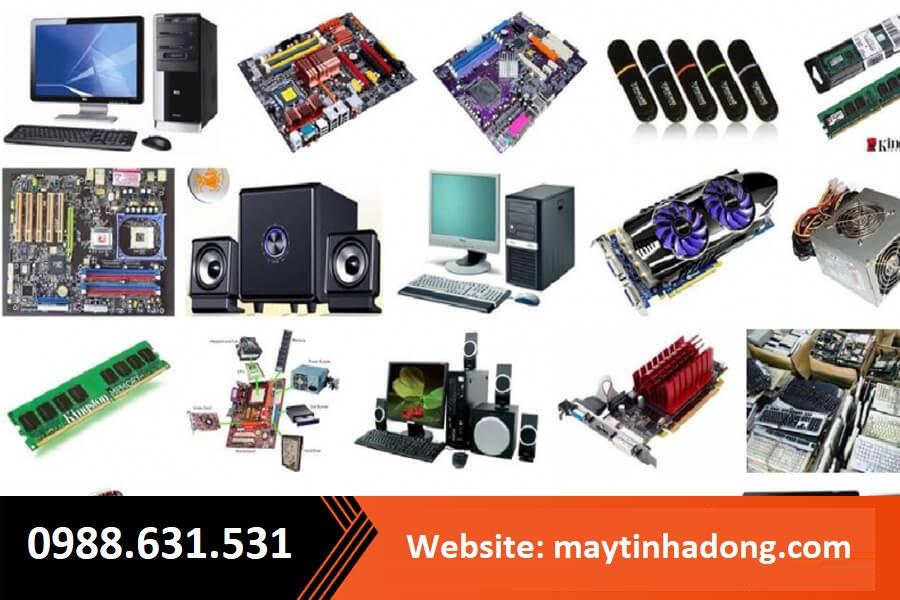 Thu mua máy tinh tại nhà Hà Nội